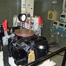 Vacuum pump production test