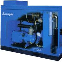 CompAir quiet compressor devlopment