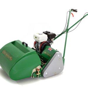 dennis grass mower vibration control