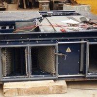 Eurostar rolling stock HVAC fan noise reduction