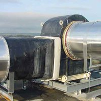 Failure of acoustic lagging in fan noise control
