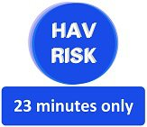 hav risk sign time