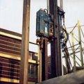 piling-rig vibration control