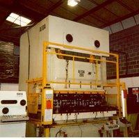 power press noise reduction