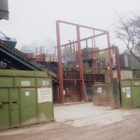 scrap recycling yard impact noise control