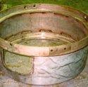 Vibratory sieve noise reduction